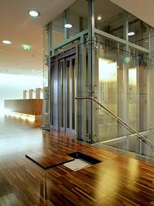 Plancher Surélevé Ascenseur